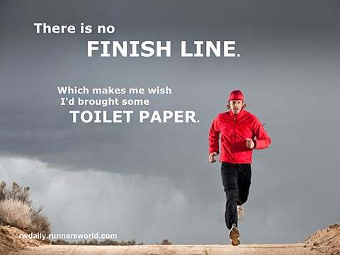 Friday Funny 288: 'Motivational' Running Posters