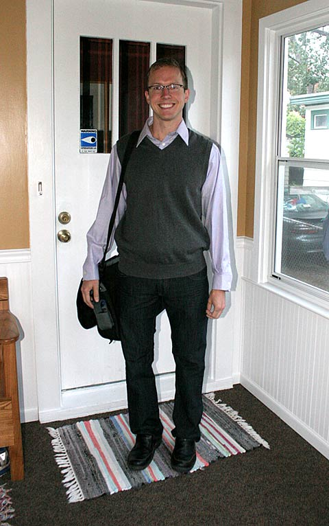 First Day of School' Outfit, 'Old Man Socks,' and a HUGE August ...