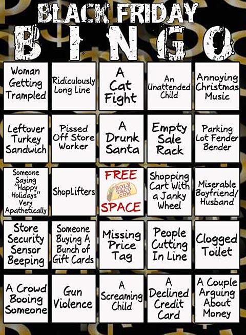 steve in a speedo gross friday funny 248 black friday bingo. Black Bedroom Furniture Sets. Home Design Ideas